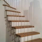 Sonderanfertigung, Treppenhausgeländer