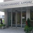 Schiebetüre, Kantonspolizei Aargau - Aarau