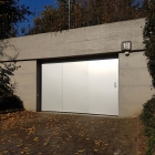 Einstellhallen-Schiebetor, MFH - Rudolfstetten