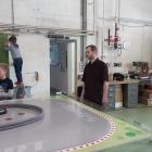 Die DR!FT Racer lassen sich mit den Funktionen Gas, Fussbremse, Handbremse und Lenkung steuern.