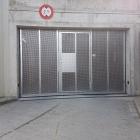Automatisches Einstellhallen Kipptor, Dielsdorf
