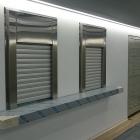 Schalteranlage mit Sicherheitssrollläden, Bern