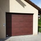 Sektionaltor Garage,  Mellingen